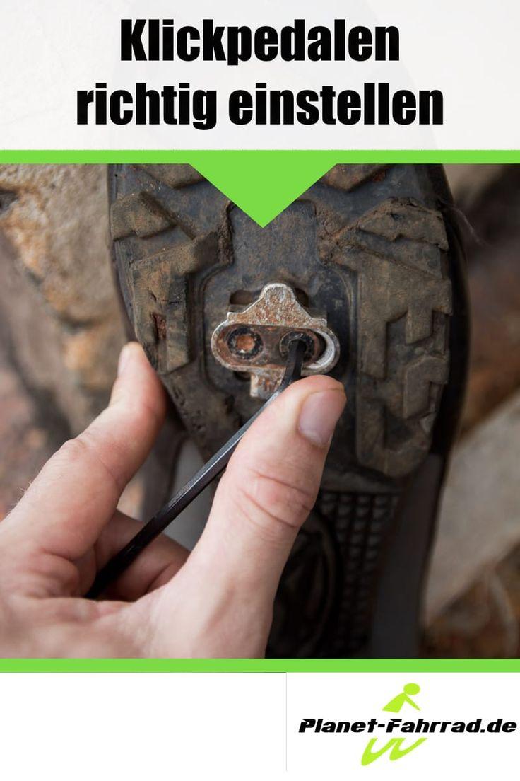 Pedalplatten oder Cleats einstellen so bekommst du keine Scherzen im Knie beim Radfahren.