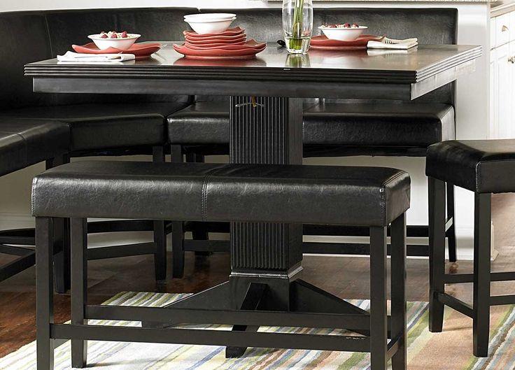 Top 25 best Black dining room sets ideas on Pinterest Black