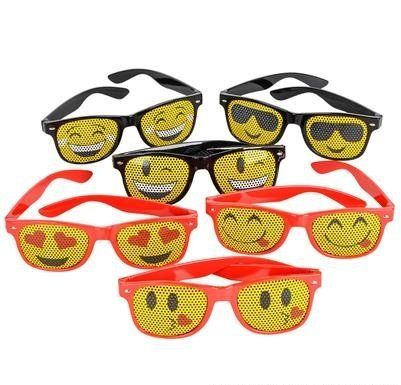 It's been said that the eyes are the windows to the soul. In this particular case, your emotions are easily read in the lenses on your shades. This collection of novelty sunglasses features a variety of emoticon prints. An emoticon is a symbol of emotion designed to ascribe tone and tenor to a text or …