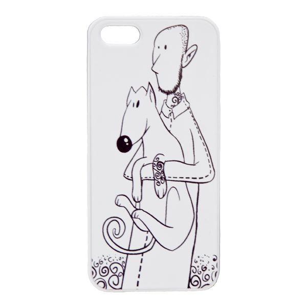 Get yourself this collective iPhone case of musician and comicbook creator Pan Pan in collaboration with Fashionism. Pre-Order Now!