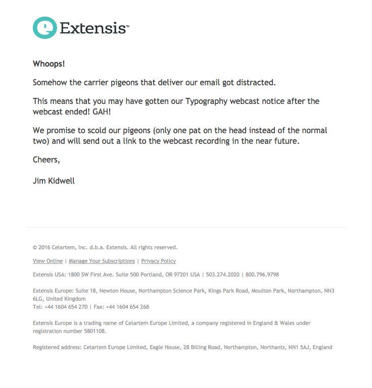 30 best Customer Appreciation Emails images on Pinterest - appreciation email