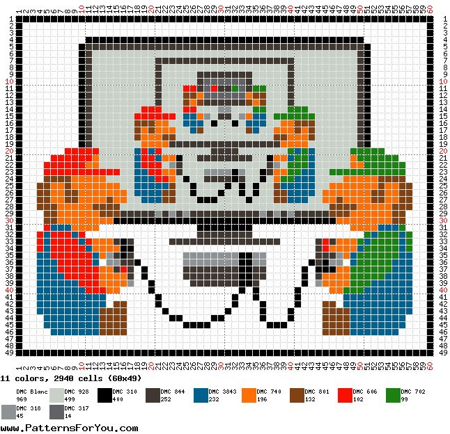 Sprite Stitch Board! • View topic - Perpetual Mario & Luigi