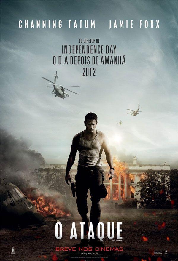 Um ótimo filme de ação para o final de semana O Ataque