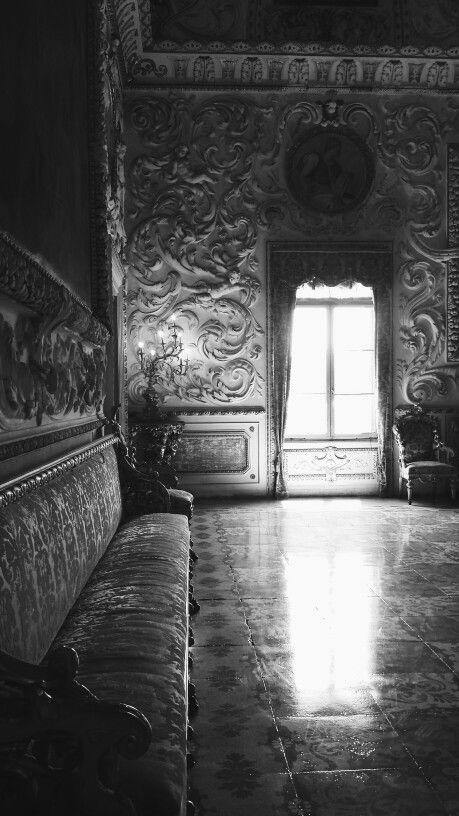 Villa Contarini beautiful Villa in Italy, Veneto. Palladio's architecture. Interior design. Barocco. Liberty.