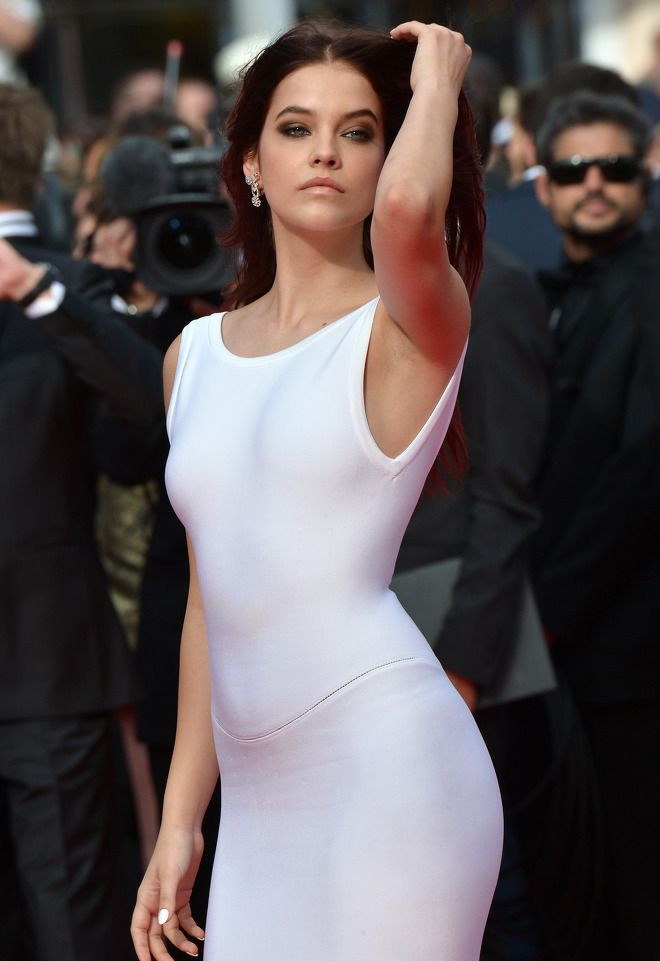 Barbara Palvin in Cannes