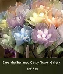 italian almond flower favors - Google Search