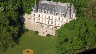 receptions mariage and chateaus on pinterest - Chateau De La Pioline Mariage