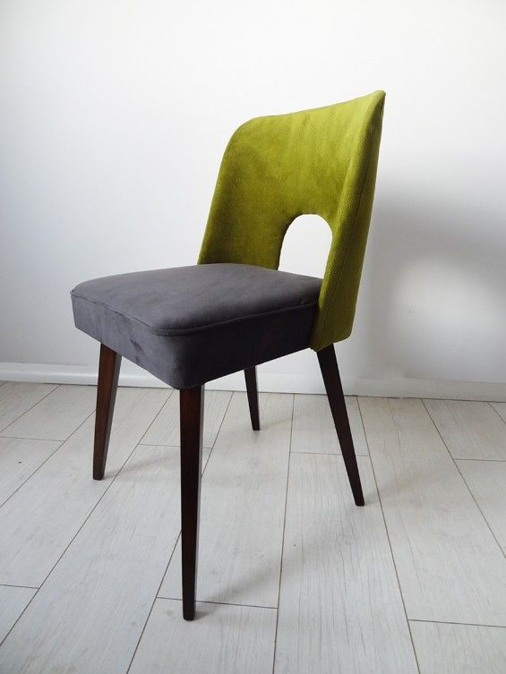 chair dots, Polish design, furniture from the 60s