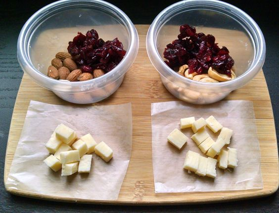 Happy Labor Day, My Dear Measured Readers! In honor of this day of national (bi-National? I hear Canada's Labour Day is today as well) laziness, I have brought you a super lazy snack! I made …