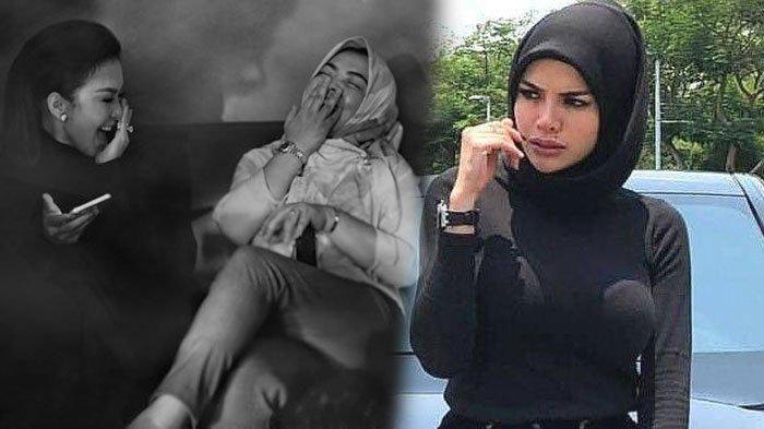 Nikita Mirzani Tidak Pakai Baju