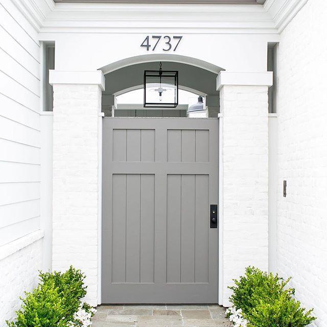 Les 202 meilleures images à propos de EXTERIOR sur Pinterest - peinture de facade maison