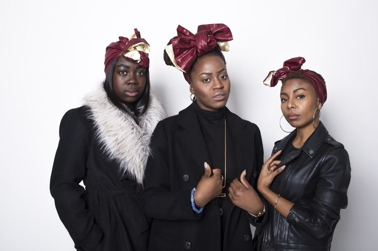 Our 'Yaa' head wrap comes in three different widths- check it out at kubauk.com