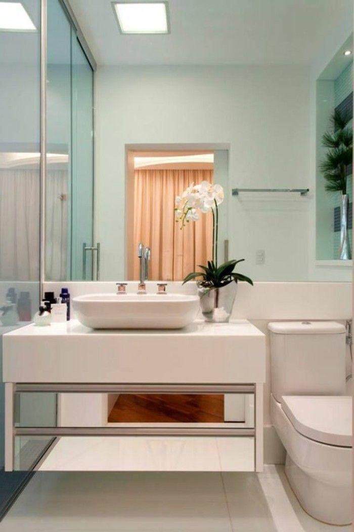 Amazing badezimmer deko badezimmer gestalten in weis und hellblau weise blumen