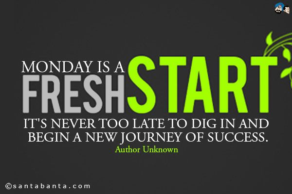 positive quotes about monday quotesgram