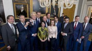 Will France Germany and Italy go the Dutch method in upcoming elections?  The Indian Categorical
