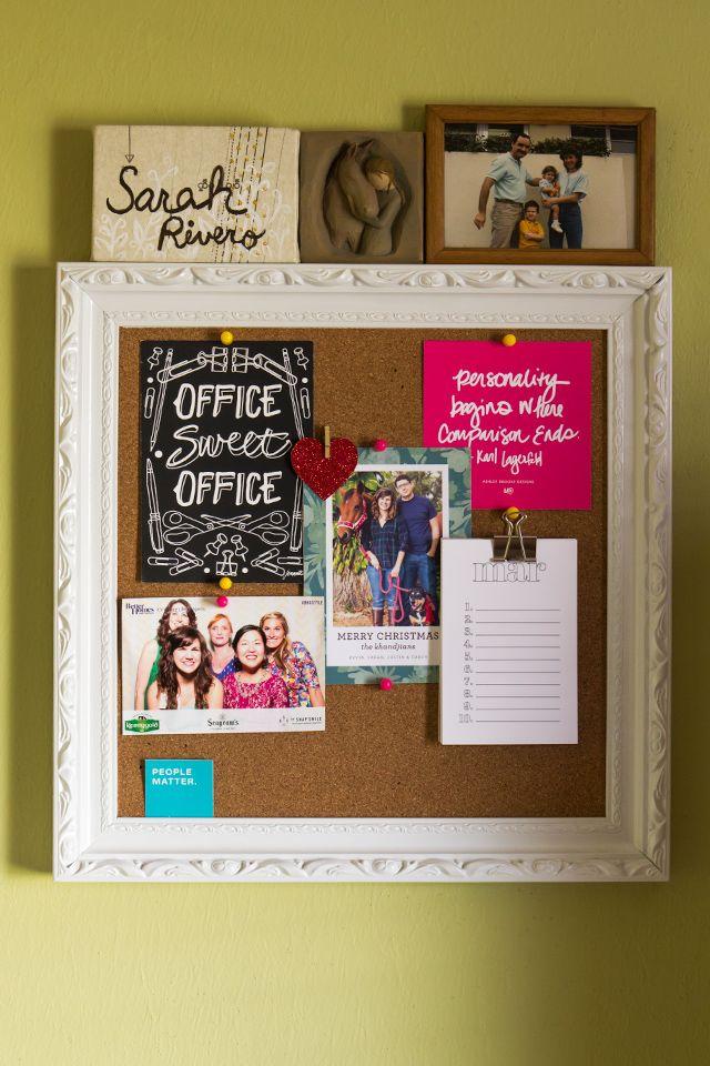Sarah Hearts - House Tour: Home Office