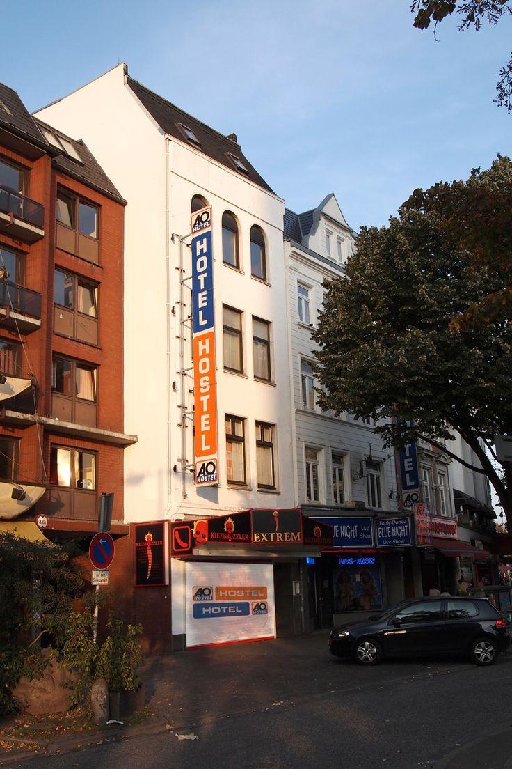 Welcome in A&O Hamburg Reeperbahn