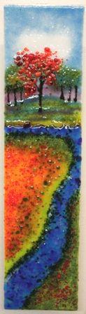 "z ""Watercolor Riverside"""