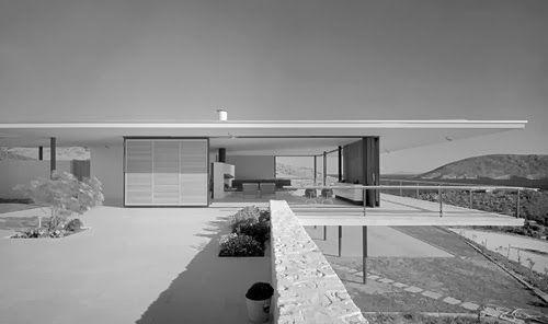 Nicos Valsamakis Lanaras weekend house