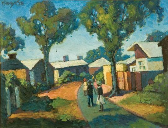 Township : George Pemba 1978