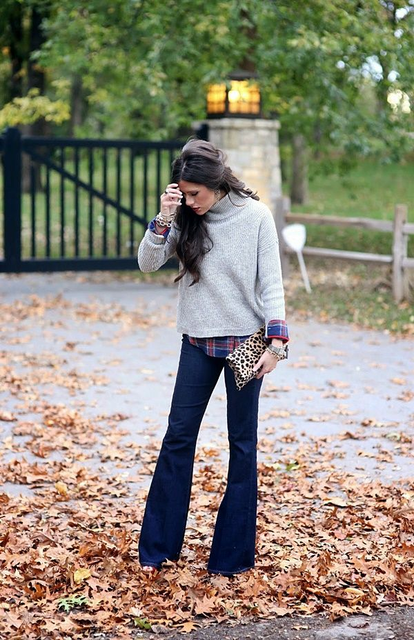 Convient Fall Fashion Ideas for Working Women (23)