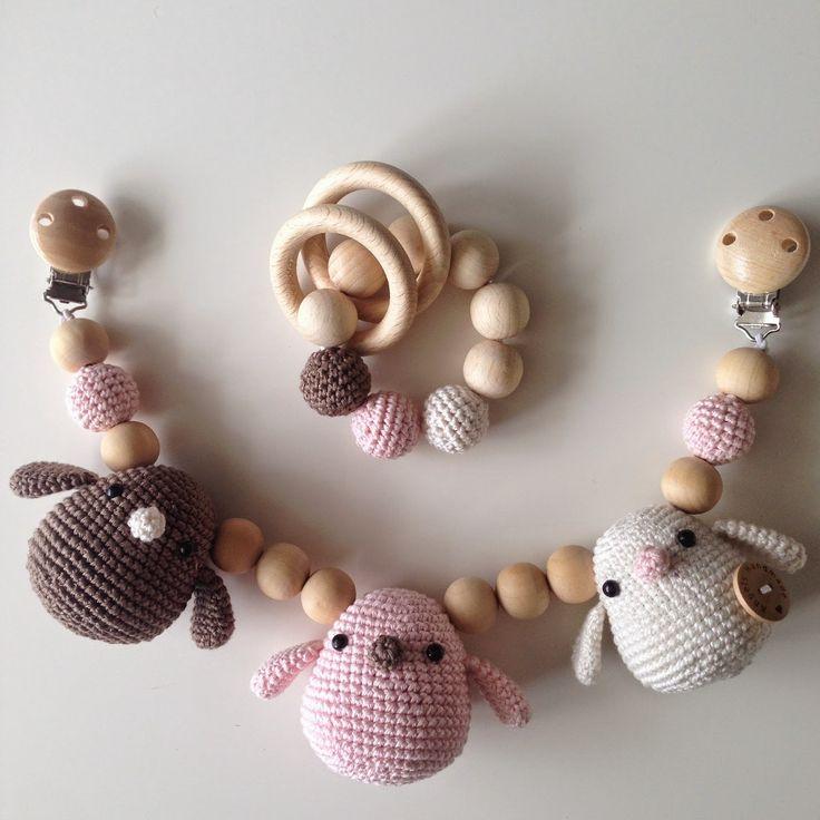 Angels handmade: Wagenspanner vogeltjes..