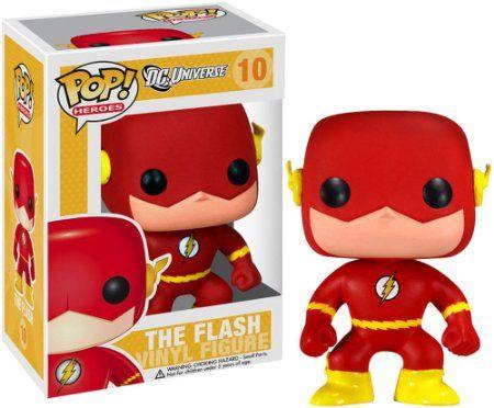 Amazon com funko flash pop heroes toys games