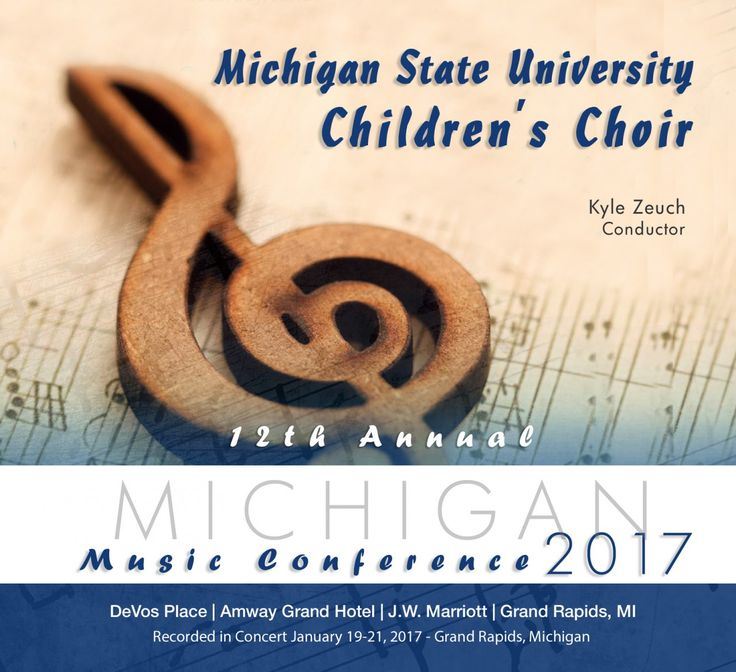 "Michigan Music Conference (2017) | Michigan State Univ. Children's Choir. Features ""Jerusalem Luminosa"" by Abbie Betinis"