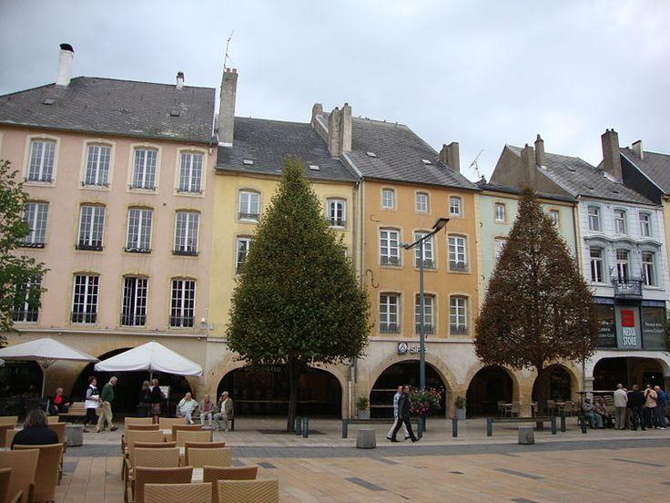 Thionville-place-du-marché