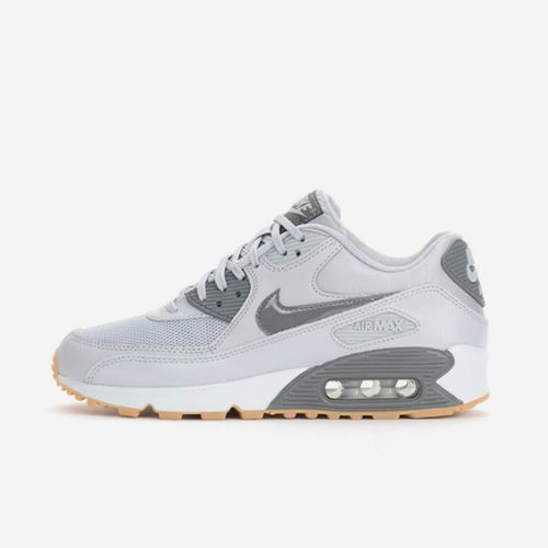 Nike-Air-Max-90-Essential-616730-024-NSW-Running-Wolf-Grey-Platinum-Gum-7-5-us