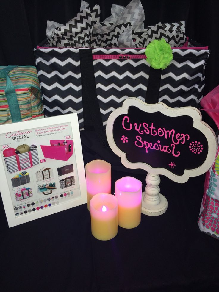 Thirty-One Gifts Vendor Booth I did for Magnolia Festival