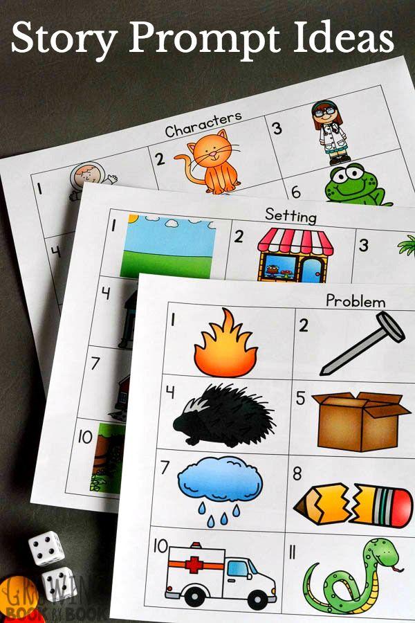 creative writing skills for kids