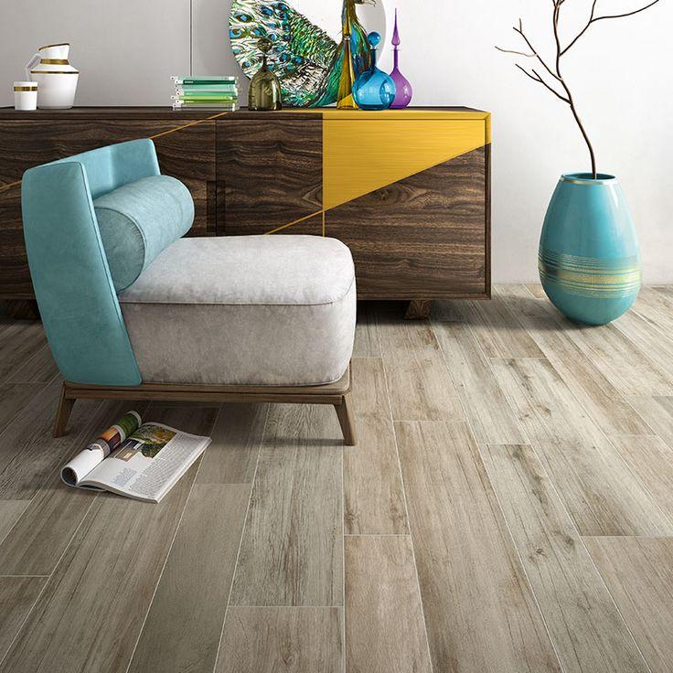 Floor: Acacia