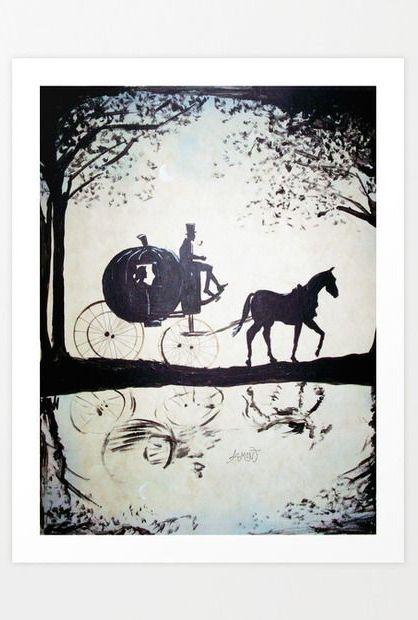 Before Midnight. Cinderella inspired//