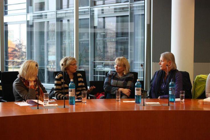 MIT-Tagung 2012 - Mitgliedsfrauen von Unternehmerinnen.org im Gespräch