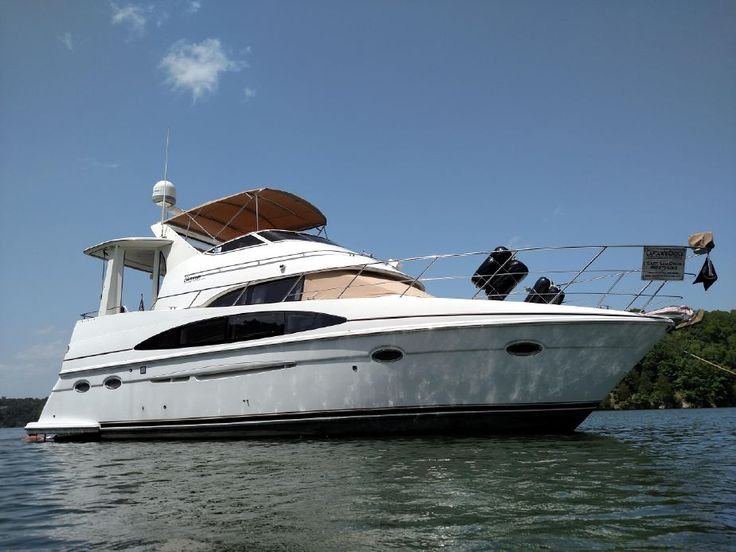 2000 Carver 396 Motor Yacht Power Boat For Sale