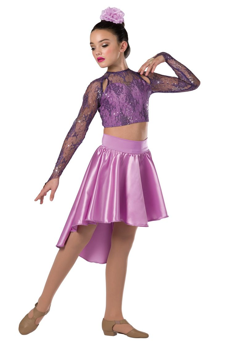 Lyrical Detail | Dansco - Dance Costumes and Recital Wear
