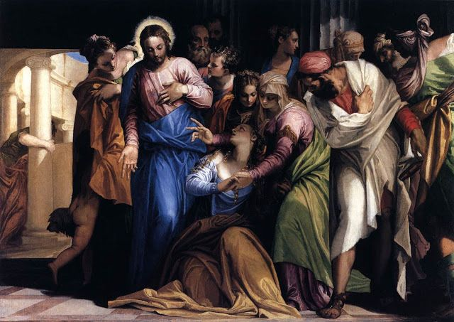 Η μετανοούσα Μαρία Μαγδαληνή (1547)