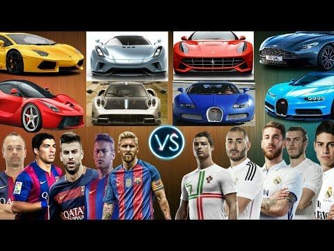Fc Barcelona Vs Real Madrid Players Supercars (Messi ,Neymar, Suarez, Vs Ronaldo ,Ramos, Benzema) . - WATCH VIDEO HERE -> http://bestcar.solutions/fc-barcelona-vs-real-madrid-players-supercars-messi-neymar-suarez-vs-ronaldo-ramos-benzema     Fc Barcelona against Real Madrid. Collecting data from Google, Wikipedia and blogs. For more videos Subscribe to this channel Thank you to our sponsor and media partner And Song Dedicate By To : – Martin Garrix never forgets Vs Ray