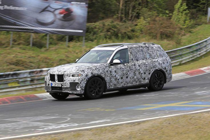 2019 BMW X7 Latest Spy Shots (Possible B12 model) #BMW #cars #M3 #car #M4 #auto