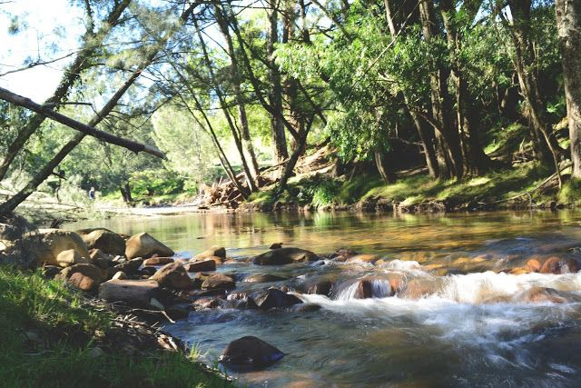 Kangaroo River, Kangaroo Valley via: Behind The Lens Lukey