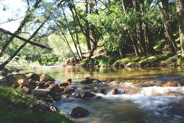 Kangaroo River, Kangaroo Valley via: Behind The Lens Lukey