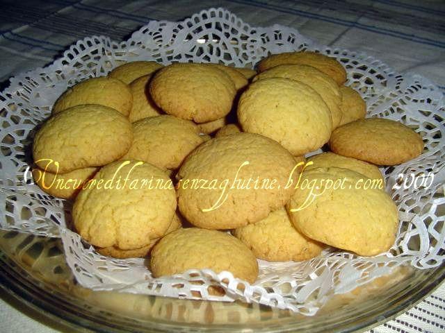 Paste di meliga senza glutine | Un cuore di farina senza glutine