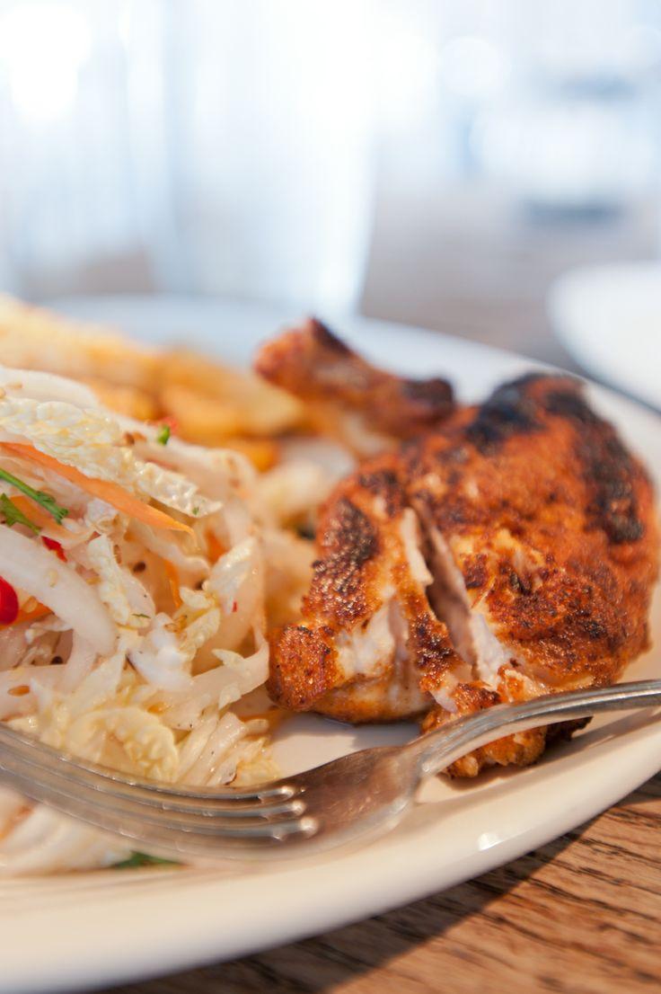 The Beach Deck Asian chicken