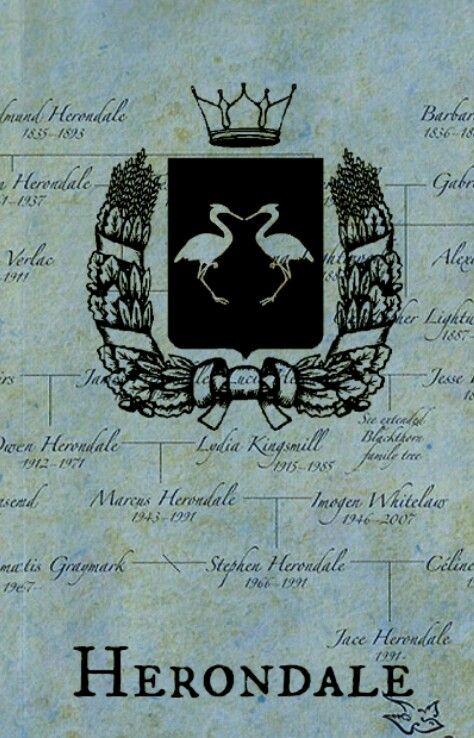 Herondale banner