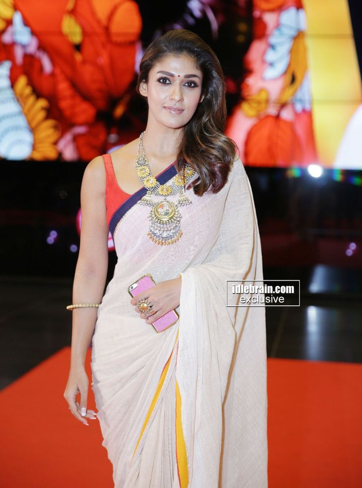 Nayanatara at South Indian International Movie Awards (SIIMA) 2016- Day 2 http://idlebrain.com/news/functions1/celebrities-siima20161/index.html