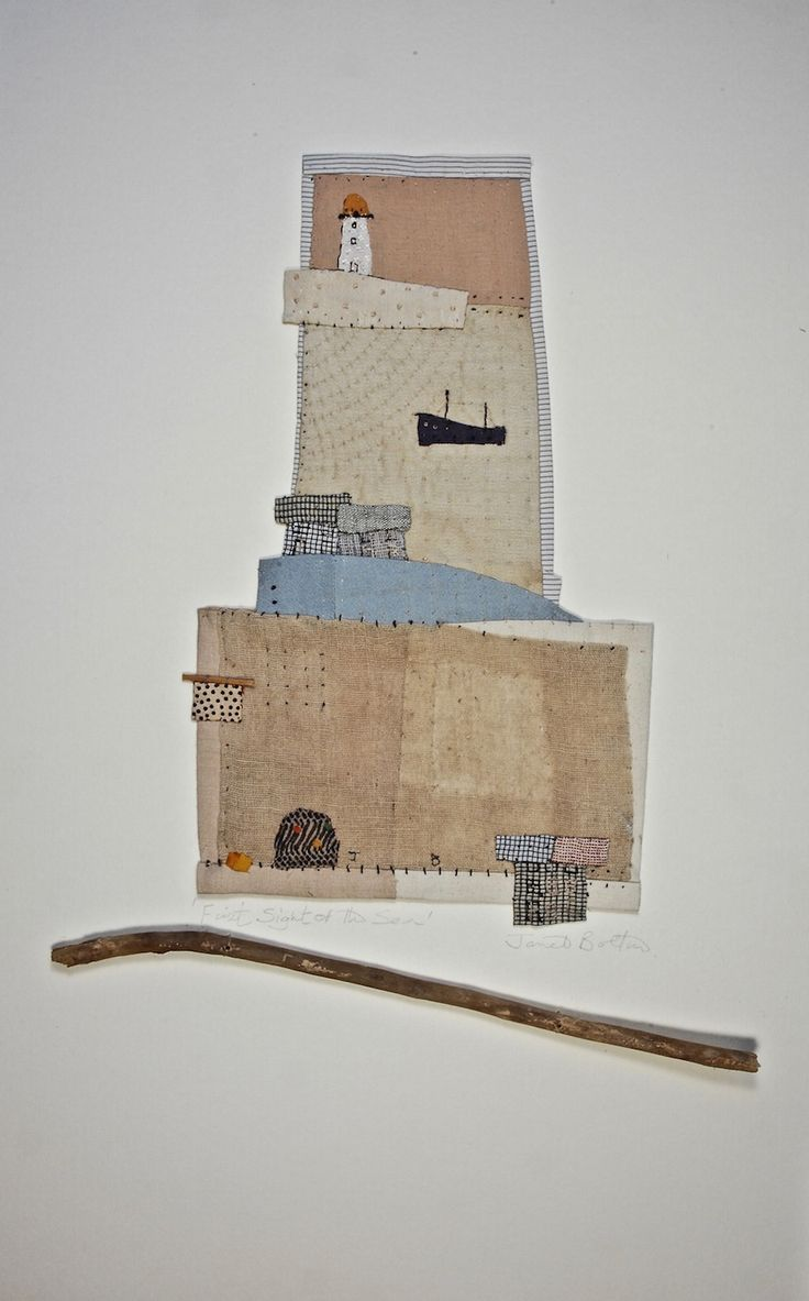 Selvedge Workshop: Stitched Illustration with Janet Bolton, 21 January, £120