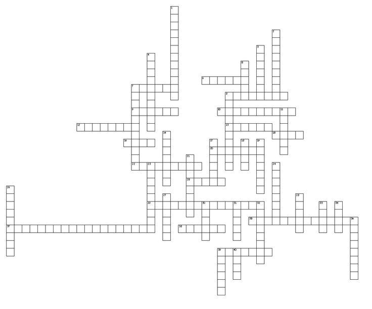 Park Art My WordPress Blog_Letters On A Crucifix Crossword Puzzle