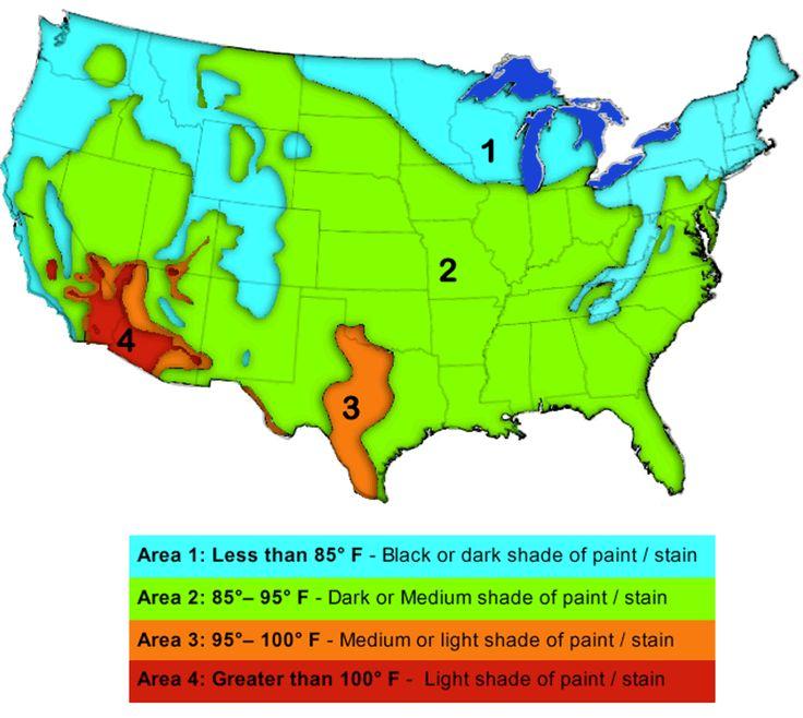 Bci heat index for bat houses bat houses