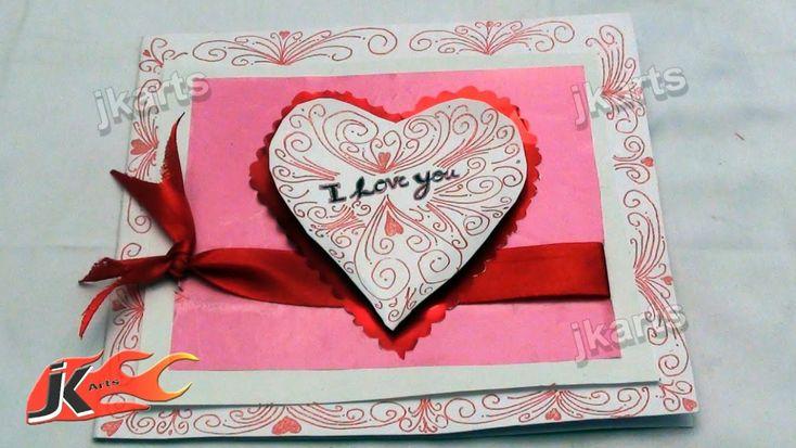 Love Card Kaise Banate Hai Handmade Birthday Cards Love Cards Husband Birthday Card